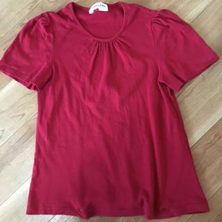 アズノゥアズドゥバズ(as know as de base)のアズノゥアズ フレンチTシャツ S(Tシャツ(半袖/袖なし))