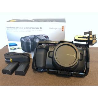 Blackmagic Pocket Cinema Camera 6K BMPCC