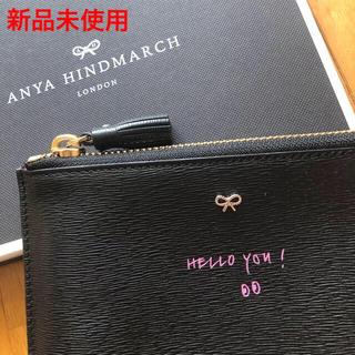 アニヤハインドマーチ(ANYA HINDMARCH)のアニヤ・ハインドマーチ 新品未使用 ポーチ(ポーチ)