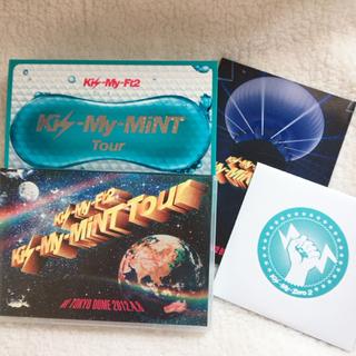 キスマイフットツー(Kis-My-Ft2)のKis-My-Ft2  Kis-My-MiNT Tour  DVD(アイドルグッズ)