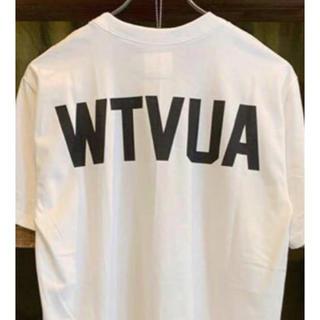 W)taps - WTAPS WTVUA Tシャツ