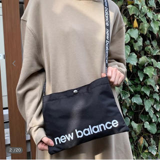 ニューバランス(New Balance)のバッグ ウエストポーチ newbalance×earth サコッシュ*(ショルダーバッグ)