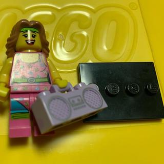 Lego - LEGO ミニフィグシリーズ エアロビクス女子