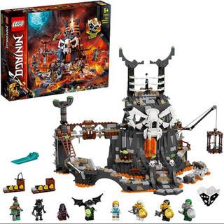 Lego - レゴ(LEGO) 71722 ニンジャゴー 魔界の砦 スカルジャイル ブロック