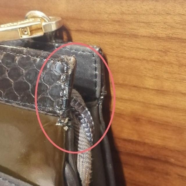 Salvatore Ferragamo(サルヴァトーレフェラガモ)のフェラガモ ショルダー バッグ レディースのバッグ(ショルダーバッグ)の商品写真