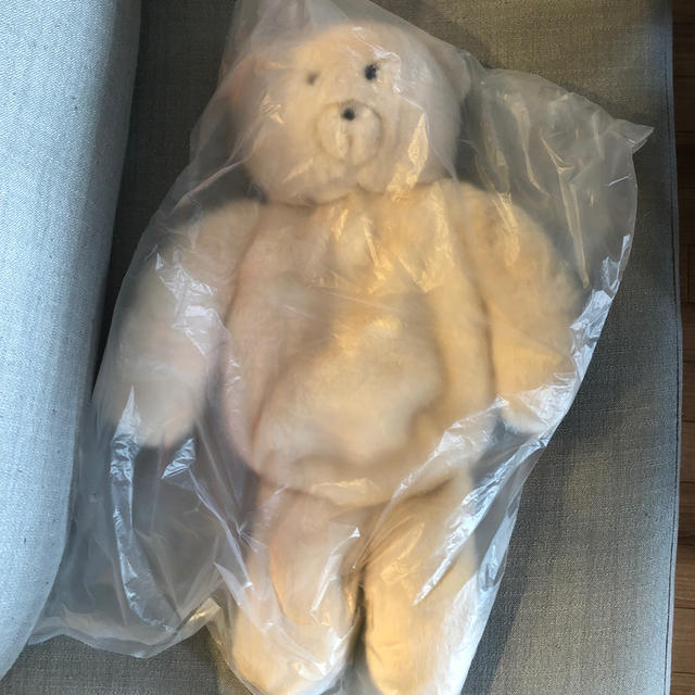 merry jenny(メリージェニー)の☆新品☆merry jenny ベア くま ハンドバッグ レディースのバッグ(ハンドバッグ)の商品写真