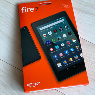 ANDROID - 【新品未開封品】Fire 7 タブレット 16GB