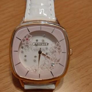 アビステ(ABISTE)の美品ABISTE 腕時計 レディース(腕時計)