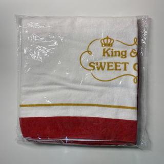 Johnny's - King & Prince SWEET GARDEN マントタオル