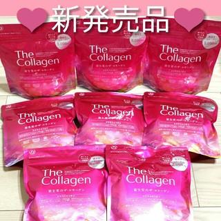 シセイドウ(SHISEIDO (資生堂))の新商品 8個セット 資生堂 ザ・コラーゲン パウダー(コラーゲン)