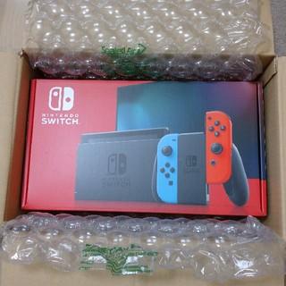 ニンテンドースイッチ(Nintendo Switch)のスイッチネオン【6/5までの出品】(家庭用ゲーム機本体)