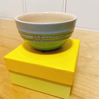 ルクルーゼ(LE CREUSET)の新品未使用 ルクルーゼ ライスボール  箱入り(食器)