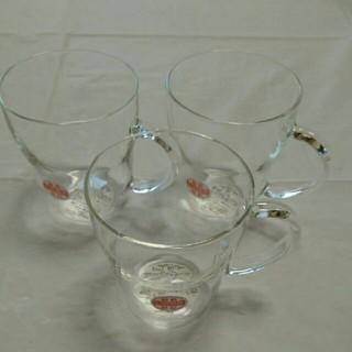 東洋佐々木ガラス - 新品未使用 耐熱ガラスマグカップ×3個セット