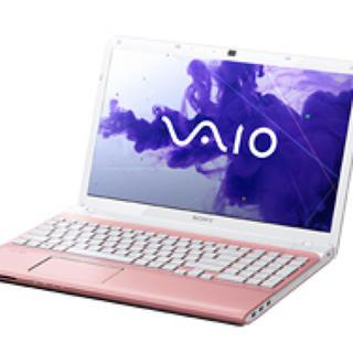 ソニー(SONY)のVAIO Eシリーズ(ノートPC)