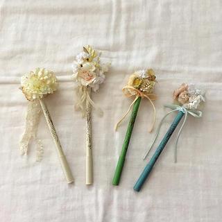 エムスール(m.soeur)のエムスール お花のブーケボールペン(ペン/マーカー)