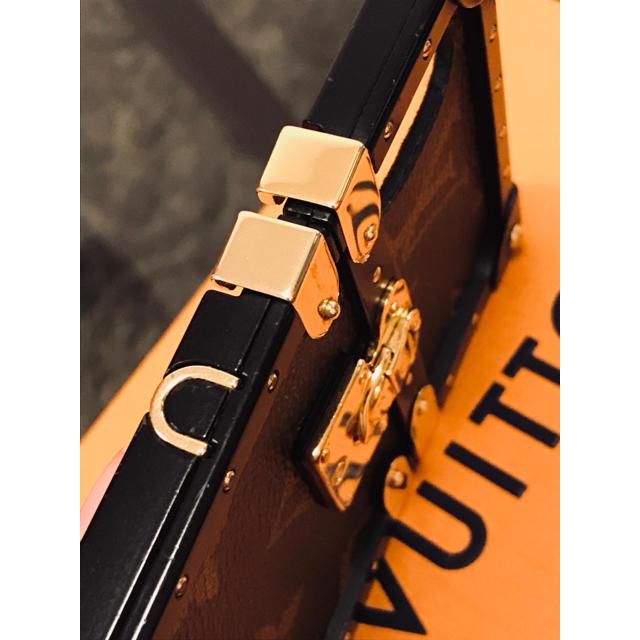 LOUIS VUITTON(ルイヴィトン)のLouis Vitton アイトランク X/Xs ルイヴィトン スマホ/家電/カメラのスマホアクセサリー(iPhoneケース)の商品写真