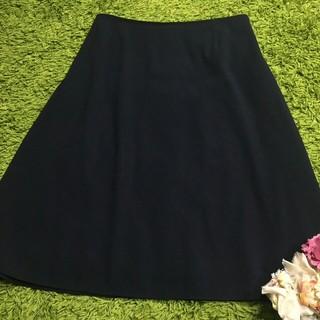 アマカ(AMACA)のアマカAMACA レディベーシックスカート(ひざ丈スカート)