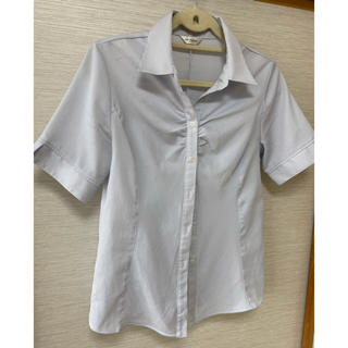 シマムラ(しまむら)の事務服 リクルート シャツ ブラウス(シャツ/ブラウス(半袖/袖なし))