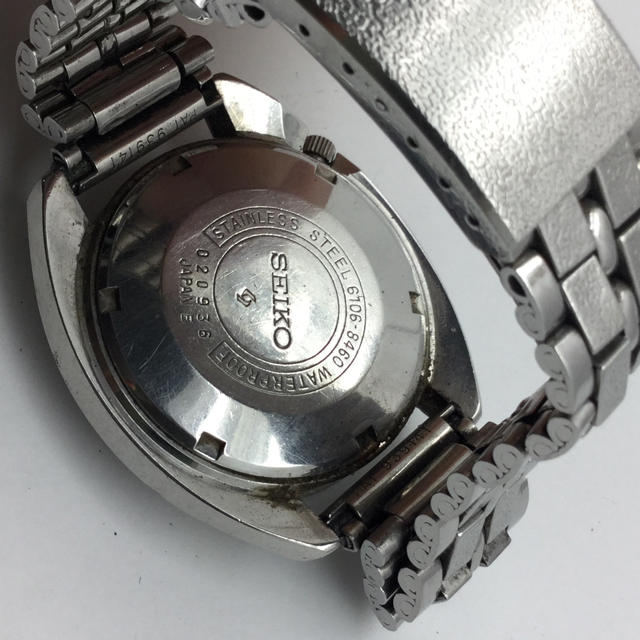 SEIKO(セイコー)のSEIKO 5ACTUS 腕時計 メンズの時計(腕時計(アナログ))の商品写真