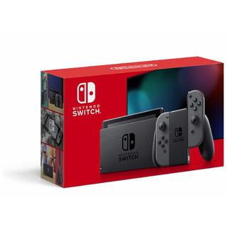 ニンテンドースイッチ(Nintendo Switch)の新品 Nintendo Switch ニンテンドースイッチ 本体(家庭用ゲーム機本体)
