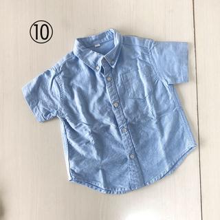 ニシマツヤ(西松屋)の(13)フォーマル シャツ(Tシャツ/カットソー)