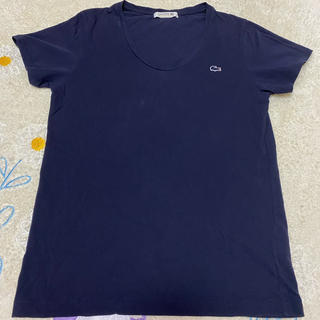 ラコステ(LACOSTE)のラコステ Tシャツ(Tシャツ/カットソー(半袖/袖なし))