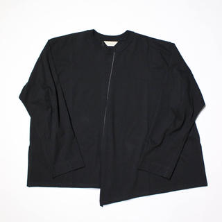 Jieda - JieDa / LONG L/S T-SHIRT (BLACK)