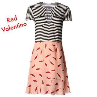 RED VALENTINO - 早い者勝ち!レッド ヴァレンティノ Red Valentino 春夏 ワンピース