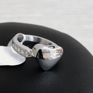 ハート型遺骨リング(リング(指輪))