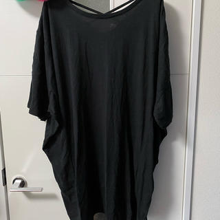 RODEO CROWNS - 値下げロデオクラウンズ  ブラック カットソーTシャツ