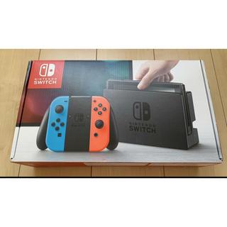 ニンテンドースイッチ(Nintendo Switch)のニンテンドースイッチ 旧型 2017年型(家庭用ゲーム機本体)