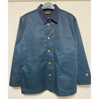 BLUCO ブルコ カバーオール ヴィンテージ ジャケット コート XLサイズ(カバーオール)