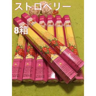 お香 HEM(ヘム) ストロベリー  8箱セット スティック #香る城NET(お香/香炉)