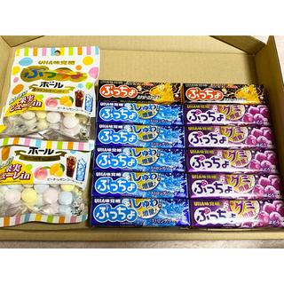 ユーハミカクトウ(UHA味覚糖)の新品 未開封 UHA味覚糖 ぷっちょ 14本(個) セット まとめ売り(菓子/デザート)