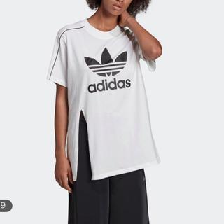 アディダス(adidas)のアディダスオリジナルス スリットT(Tシャツ(半袖/袖なし))