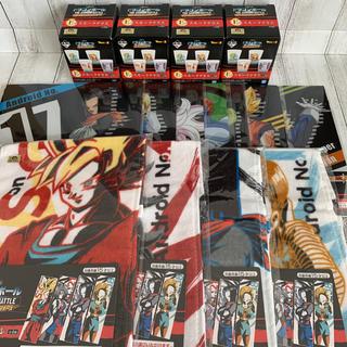 ドラゴンボール(ドラゴンボール)のドラゴンボール 一番くじ DEF賞 セミコンプセット(クリアファイル)