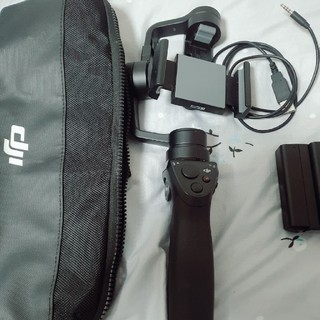 DJI OSMO Mobile (3軸手持ちジンバル)(自撮り棒)