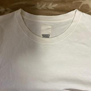 コムデギャルソン(COMME des GARCONS)のイエスタデイズトゥモロー ビッグTシャツ(Tシャツ/カットソー(半袖/袖なし))