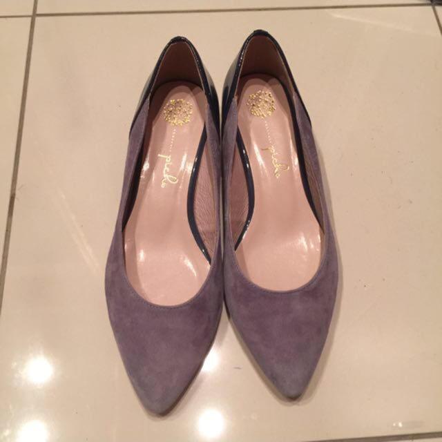 ABAHOUSE(アバハウス)のアバハウスpicheパンプス美品 レディースの靴/シューズ(ハイヒール/パンプス)の商品写真