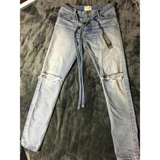 FEAR OF GOD - fear of god 6th slim jeans w32