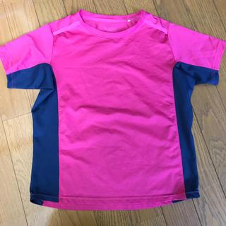 ジーユー(GU)のGU スポーツウェア 130(Tシャツ/カットソー)