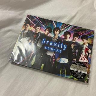 キスマイフットツー(Kis-My-Ft2)の即購入OK ︎︎◌ Gravity(初回生産限定盤A)(ポップス/ロック(邦楽))
