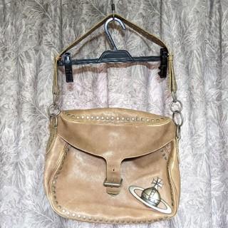 Vivienne Westwood - ヴィヴィアンウエストウッド スタッズレザーバッグ