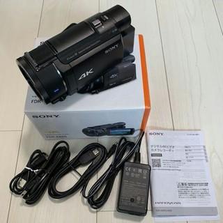 ソニー(SONY)のSONY純正 FDR-AX60(ビデオカメラ)