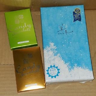 イシヤセイカ(石屋製菓)の美冬 キャンディチョコレート(菓子/デザート)