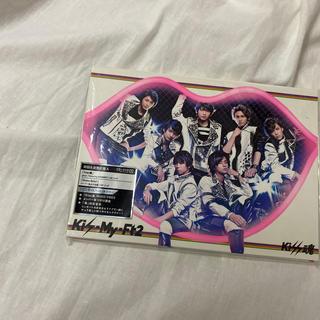 キスマイフットツー(Kis-My-Ft2)の即購入OK ︎︎◌ Kiss魂(初回生産限定盤A)(ポップス/ロック(邦楽))