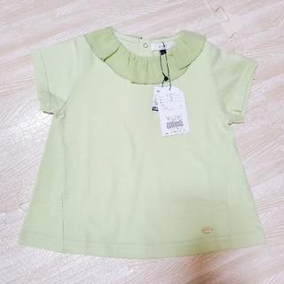 Seraph - セラフ 今季商品 フリル衿シャツ