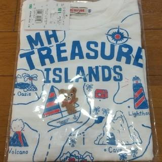 mikihouse - ミキハウス100サイズプッチーくんトレジャーTシャツ