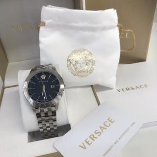ヴェルサーチ(VERSACE)のヴェルサーチ 時計 新品未使用 令和2年5月18日購入(腕時計(アナログ))