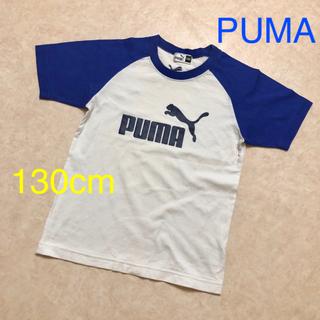 プーマ(PUMA)のPUMA 半袖Tシャツ【130】(Tシャツ/カットソー)